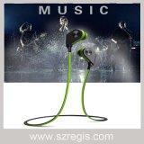 Trasduttore auricolare senza fili della cuffia avricolare di sport delle tagliatelle di Bluetooth 4.0 della cuffia