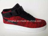 Alti pattini delle scarpe da tennis delle calzature del rifornimento della fabbrica di pattini di marca del taglio