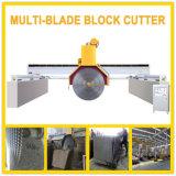 Tagliatrice di pietra a coltelli multipli per il blocchetto del granito/marmo/calcare (DQ2200/2500/2800)