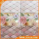Los materiales de construcción vitrificaron el azulejo de suelo de cerámica de la pared del grano de la inyección de tinta 3D