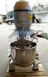 Máquina planetária cheia padrão do misturador da velocidade dobro de aço inoxidável do Ce (ZMD-30)