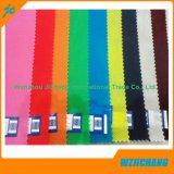 tela não tecida dos PP da cor 90GSM azul para o saco de compra