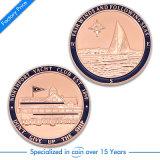 Enjeu d'OEM 3D/pièce de monnaie militaire/commémorative de marine de /Souvenir/Award