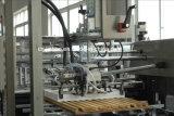 Durchgehender Systems-automatischer Zylinder-rotierende Silk Bildschirm-Drucken-Maschine (1050X750mm)