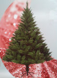 Искусственная белая рождественская елка снежка
