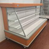 Multideck Enery сохраняя коммерчески холодильник для фрукт и овощ