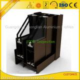 Fornitore di alluminio Windows di alluminio d'offerta con i doppi vetri di pascolo