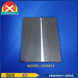 Manufatura de alumínio do dissipador de calor do equipamento de soldadura