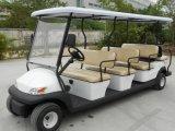 De goedkope Auto van het Sightseeing van 11 Passagiers Elektrische voor Verkoop