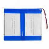 batterie rechargeable du polymère Li-PO de lithium de 3.7V 5600mAh 39100124 pour la tablette PC de côté de pouvoir de l'e-book GPS PSP DVD de la garniture DIY
