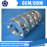 CNC는 부속 CNC에 의하여 기계로 가공된 부속 기계설비 알루미늄 기계로 가공 부속을 돌았다
