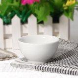 De hoogste Kom van het Fruit van het Gebruik van de Verkoop Dagelijkse Ceramische Super Witte