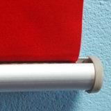 Drapeau s'arrêtant de tissu en aluminium de Pôle (SS-HB8)