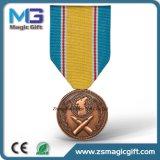 Médaille personnalisée promotionnelle populaire de récompense