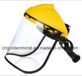ヘルメットの保護表面スクリーン