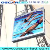 P8 Afficheur LED commercial polychrome visuel de publicité électronique extérieur d'écran de l'IMMERSION DEL