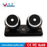 Hochwertiger FM Radiolautsprecher Bluetooth Stereobaß-Lautsprecher mit Energien-Bank