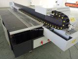 3Dセラミックタイルの背景の壁の広いフォーマットの紫外線平面プリンターか印字機