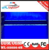 Doppeltes versieht mini helle grelle Warnleuchte des Stab-Verkehrs-LED mit Seiten