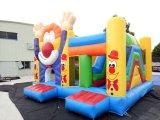 Gewerbliche Nutzungs-aufblasbarer Clown-Zirkus-Prahler für Verkauf
