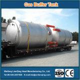 Grandes tanques de armazenamento de ar comprimido