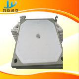 Отожмите ткань фильтра для давления фильтра