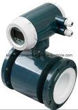 Medidor de fluxo eletromagnético da aplicação do tratamento da água