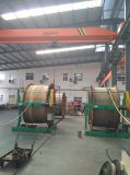 tubo flessibile di gomma idraulico flessibile dell'olio ad alta pressione a spirale 602-2b