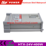 24V-400W 일정한 전압 알루미늄 쉘 방수 LED 전력 공급