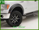 Coperchio di testo fisso della rotella del nero del ribattino della casella di stile del rapace per Ford 2009-2014 F-150