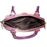 Modèles neufs de sacs à main pourprés mats pour des accessoires de femmes