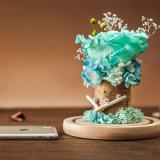 Flor natural de la promoción del 100% para la boda de la Navidad