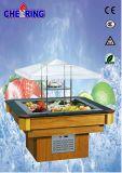 Het commerciële Koelere Gebruik van het Buffet voor het Verwarmingstoestel van het Voedsel