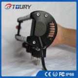 guide optique du CREE DEL IP68 de 12/24V 72W pour des pièces d'ATV