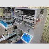 Печатная машина экрана Высок-Пневматического цилиндра TM-500e круглая