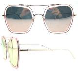 Les lunettes de soleil faites sur commande de lunettes de soleil de la CE UV400 de créateur de l'Italie ont polarisé des lunettes de soleil