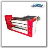 Máquina da imprensa do calor do cilindro do rolo para a impressão de Digitas do papel do Sublimation em telas