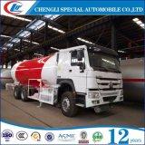 ASME ha approvato il camion di serbatoio del gas di 35.5 Cbm GPL