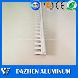 엄격한 품질 관리를 가진 알루미늄 알루미늄 단면도 도기 타일 가장자리 손질