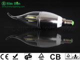 Qualitätscer RoHS des LED-Kerze-Licht-3W5w7w Hight