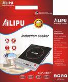 Ailipu 상표 베스트셀러 누름단추식 전쟁 감응작용 Cooktop 2000W (ALP-18B1)