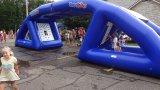 Jeux de guerres gonflables neufs de l'eau pour des gosses