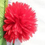 Hydrangea de seda de las flores artificiales del Hydrangea falso para los comerciantes caseros de la decoración de la boda