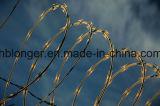 Rasiermesser-Stacheleisen-Draht/Ziehharmonika-Eisen-Draht