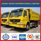 6X4 de Zware Vrachtwagen van de Stortplaats van de Kipper HOWO 371HP voor Verkoop