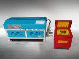 Barras de refuerzo de acero automático que se endereza y cortadora