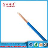 Câble d'alimentation électrique en cuivre isolé en PVC