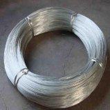 電流を通された鉄ワイヤー