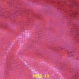 熱い女性`Sのサンダルのための販売によって浮彫りにされるきらめきののどPUの革