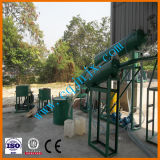 Pétrole de moteur de rebut utilisé réutilisant la ligne vendeurs de Chine